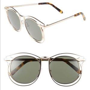 Karen Walker Simone 54mm Sunglasses NWT